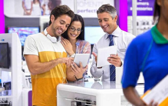 Fachhandel 660x417 - Vorauswahl im Internet treffen - und dann die Beratung im Fachhandel nutzen