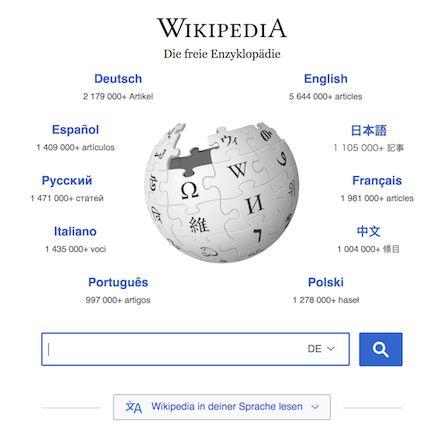 Wikipedia - Wikipedia Backlink