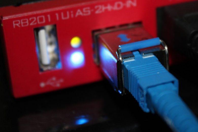 Router - Studie: Geringe Breitbandabdeckung führt zu weniger Webseiten